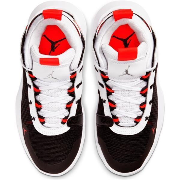 Grote foto jordan jumpman 2020 gs wit zilver schoenmaat eu 39 kinderen en baby schoenen voor meisjes