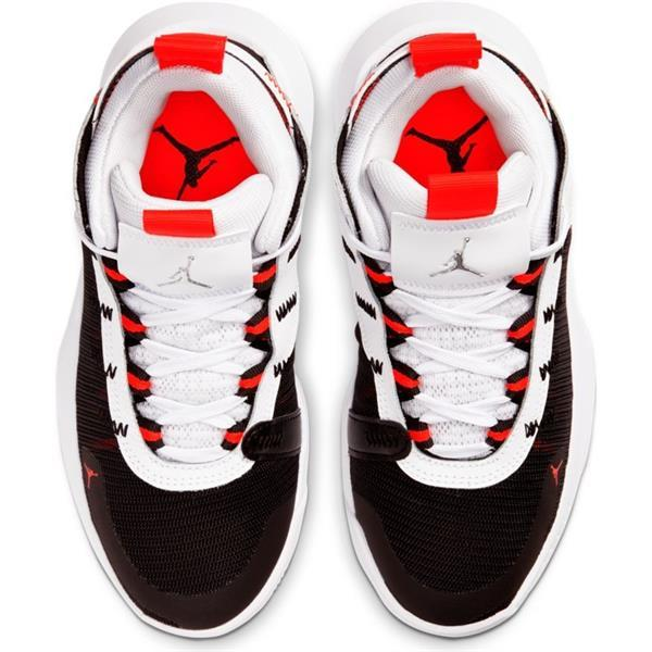 Grote foto jordan jumpman 2020 gs wit zilver schoenmaat eu 38.5 kinderen en baby schoenen voor meisjes