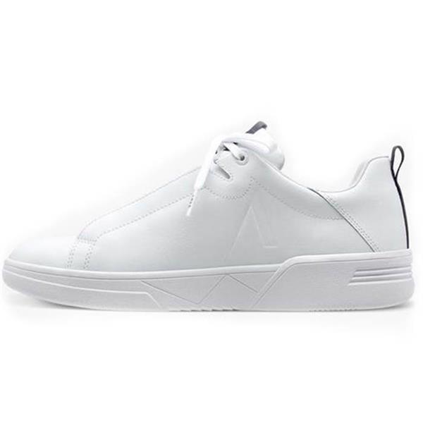 Grote foto arkk uniklass leer s c18 wit donkerblauw schoenmaat eu 42 kleding heren schoenen