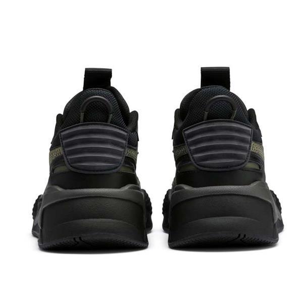 Grote foto puma rs x winterized zwart camo schoenmaat eu 38.5 kleding heren schoenen