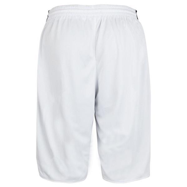 Grote foto burned dubbelzijdig short zwart wit kledingmaat xs kleding heren sportkleding