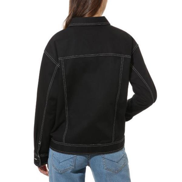 Grote foto vans in the know jacket kledingmaat m kleding dames overige kledingstukken
