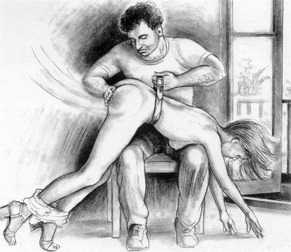Grote foto spanking en begeleiding erotiek sm contact