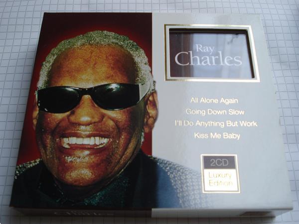 Grote foto album ray charles cd en dvd jazz en blues