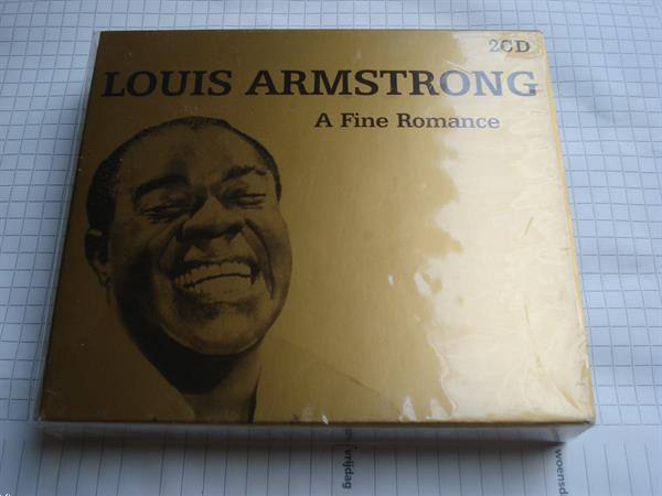 Grote foto album van louis amstrong cd en dvd jazz en blues