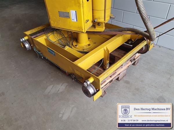 Grote foto dalmec balancer 120kg hangend model motor om te verplaatsen doe het zelf en verbouw materialen en producten