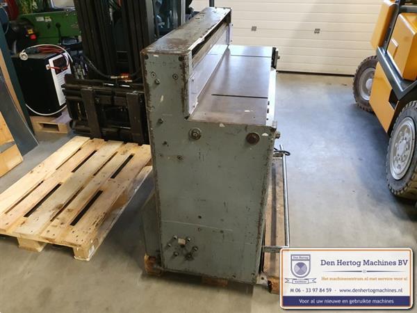 Grote foto plaatschaar guillotine knipbank knipschaar jorg compact 2mm doe het zelf en verbouw gereedschappen en machines