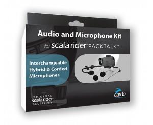 Grote foto cardo scala rider packtalk and smartpackaudio en microfoon k motoren overige accessoires