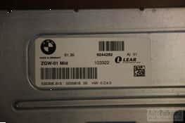 Grote foto originele bmw zgw module voor 5 serie f10 f11 nieuw auto onderdelen overige auto onderdelen