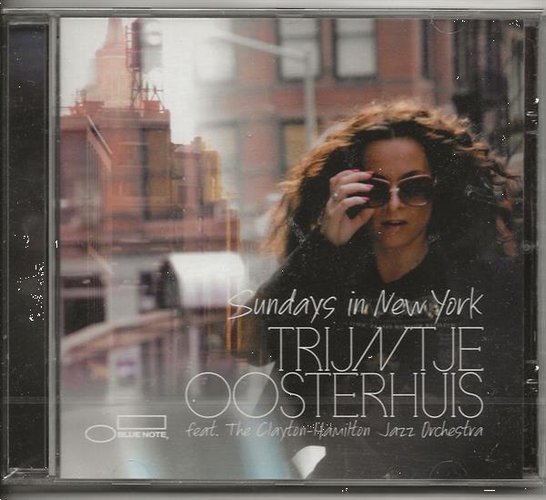 Grote foto sundays in new york trijntje oosterhuis cd en dvd pop