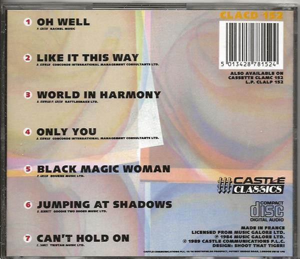 Grote foto fleetwood mac boston live cd en dvd pop