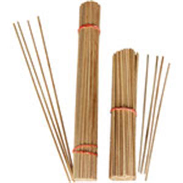 Grote foto tonkin bamboe stokjes kort 20 cm. naturel 3mm bundel 100 ton verzamelen overige verzamelingen
