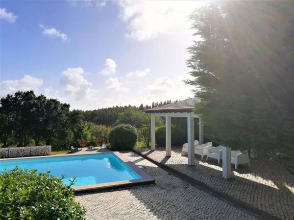 Grote foto luxe villa portugal met zwembad. nabij lissabon vakantie portugal