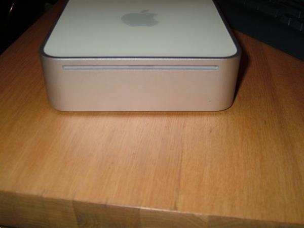 Grote foto te koop mac mini ym8432jdyl1 en 110 watt voeding. computers en software apple
