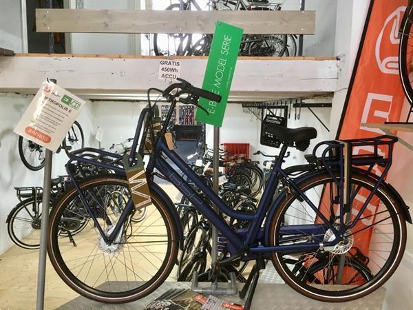 Grote foto elektrische fietsen wheels tweewielers sale fietsen en brommers damesfietsen