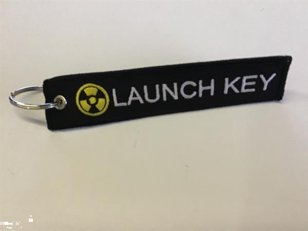 Grote foto launch key sleutelhanger artikelnummer launch key verzamelen overige verzamelingen