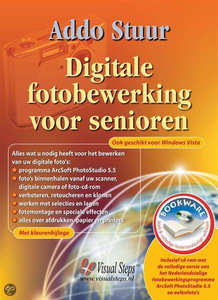Grote foto te koop het addo stuur boek fotobewerking. boeken informatica computer