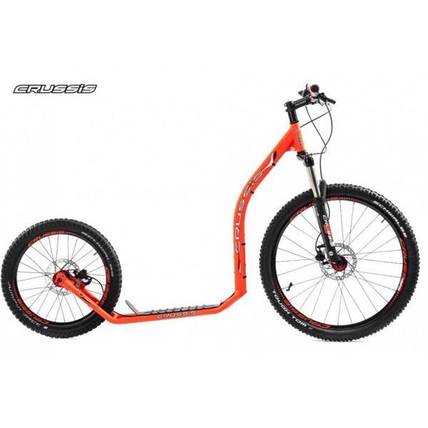 Grote foto crussis croxx 6.2 fietsen en brommers steppen