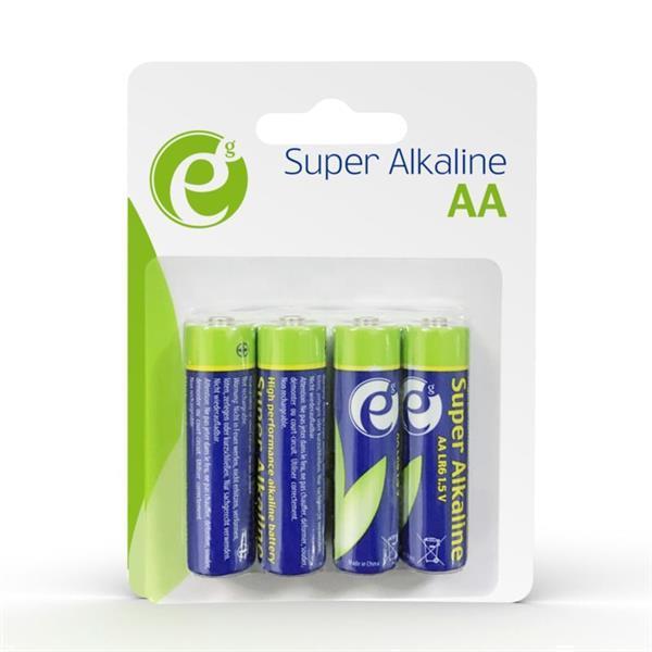 Grote foto aa alkaline batterij batterijen ma 2900 set van 4 energeni audio tv en foto algemeen