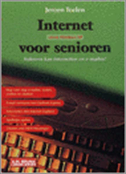 Grote foto te koop internet voor senioren van jeroen teelen. boeken informatica computer