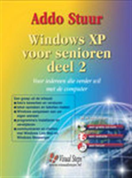 Grote foto te koop het addo stuur boek wind.xp d.2. boeken informatica computer