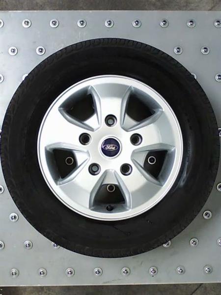 Grote foto 4142 set 16 ford transit custom wielen 5x160 incl tpms auto onderdelen overige auto onderdelen