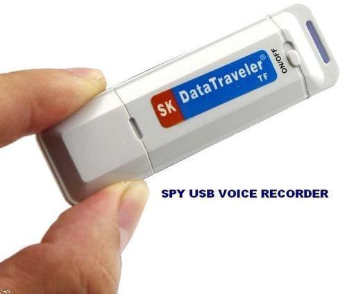 Grote foto spy usb digitale voice audio spraak recorder stereo opnemen verzamelen overige verzamelingen