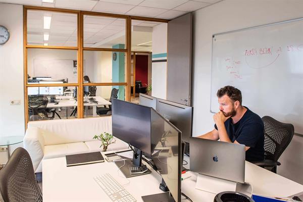 Grote foto te huur kantoorruimte van cleeffkade 15 aalsmeer huizen en kamers bedrijfspanden