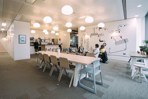 Grote foto te huur werkplek weteringschans 165c amsterdam huizen en kamers bedrijfspanden