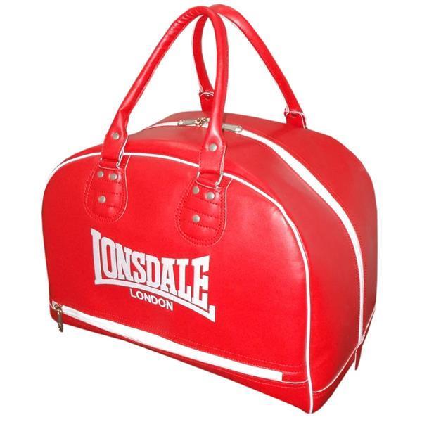 Grote foto lonsdale sporttas kunstleer rood sieraden tassen en uiterlijk damestassen