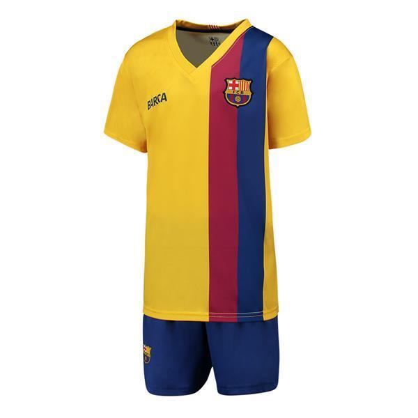 Grote foto fc barcelona voetbaltenue uit eigen naam 2019 2020 kids sport en fitness overige sport en fitness
