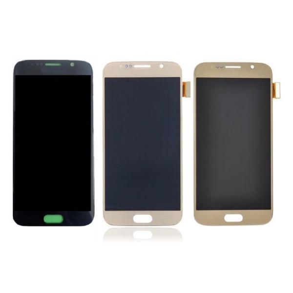 Grote foto samsung galaxy s6 scherm touchscreen amoled onderdelen telecommunicatie toebehoren en onderdelen