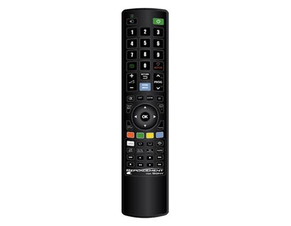 Grote foto edision vervangende afstandsbediening voor sony audio tv en foto afstandsbedieningen
