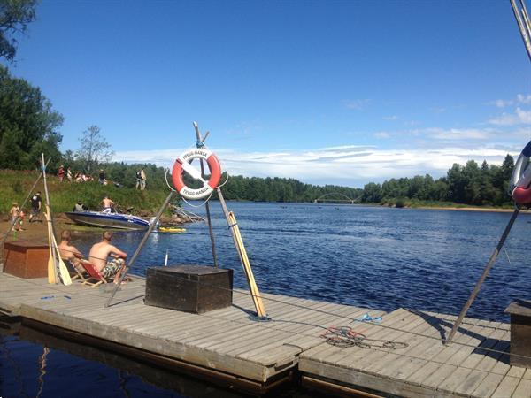 Grote foto luxe kamperen in zweden vakantie zweden