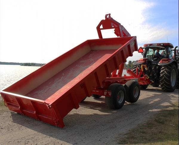 Grote foto bigab 8 12 agrarisch aanhangwagens