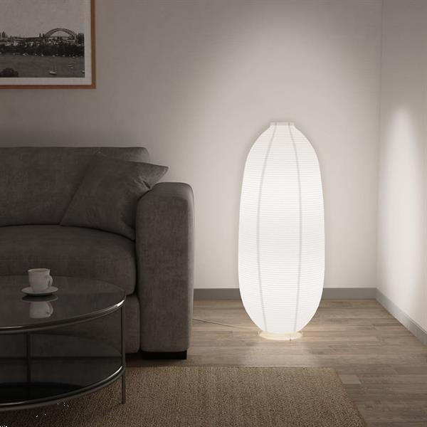 Grote foto vidaxl vloerlamp e14 wit huis en inrichting overige