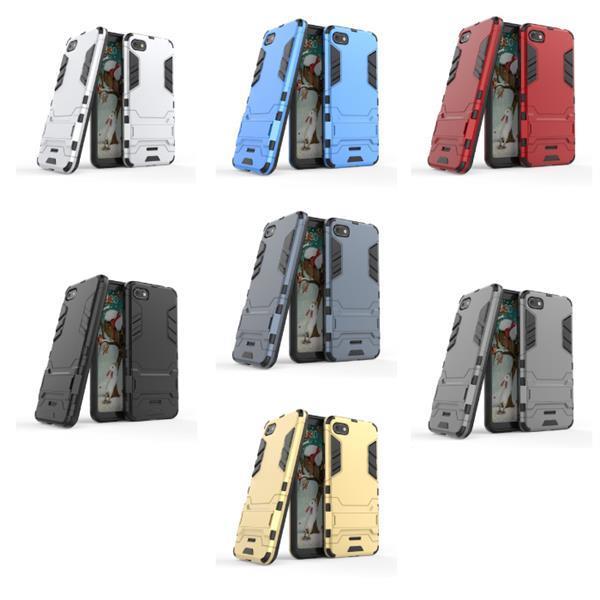 Grote foto iphone xr robotic armor case cover cas tpu hoesje goud k telecommunicatie mobieltjes