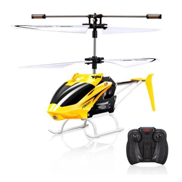 Grote foto w25 falcon mini rc drone helikopter speelgoed gyro lampjes g verzamelen overige verzamelingen