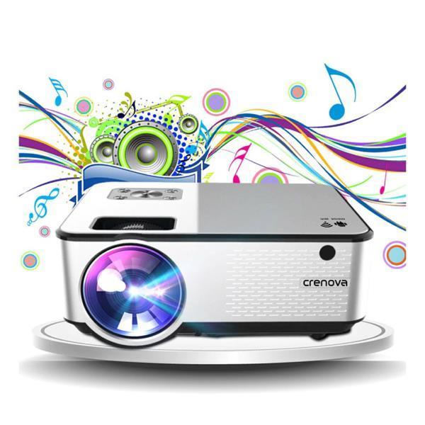 Grote foto c9 led projector statief beamer home media speler 601040 telecommunicatie toebehoren en onderdelen