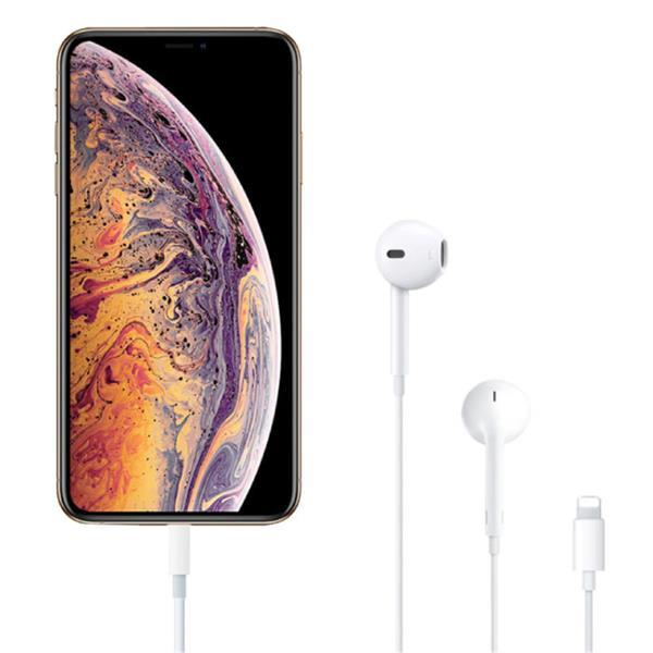 Grote foto lightning wired oortelefoon earphones voor iphone buds oortj audio tv en foto koptelefoons
