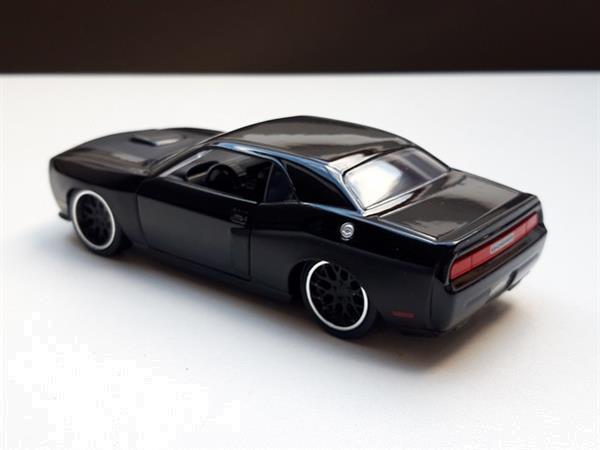 Grote foto dodge challenger srt8 fast and furious modelauto verzamelen speelgoed