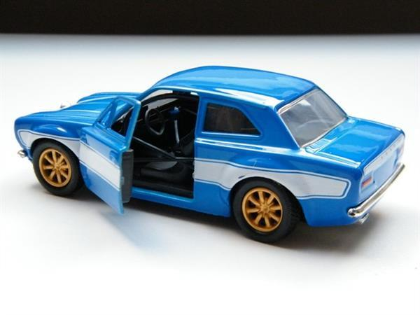 Grote foto ford escort rs2000 mki fast and furious modelauto verzamelen speelgoed