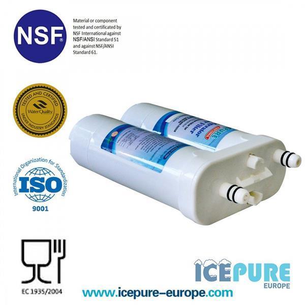 Grote foto icepure rwf3300a waterfilter witgoed en apparatuur koelkasten en ijskasten