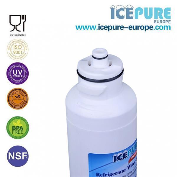 Grote foto icepure rwf4100a waterfilter witgoed en apparatuur koelkasten en ijskasten