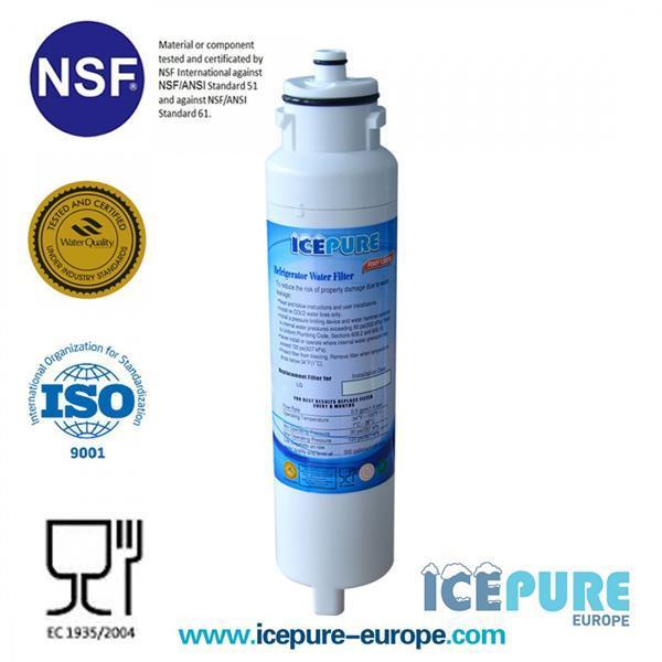 Grote foto baumatic 3019986700 waterfilter aqua crystal van icepure rwf witgoed en apparatuur koelkasten en ijskasten