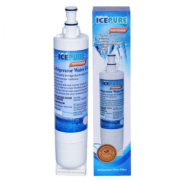 Grote foto icepure rwf0500a waterfilter witgoed en apparatuur koelkasten en ijskasten