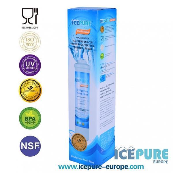 Grote foto balay dd 7098 waterfilter van icepure rwf0300a witgoed en apparatuur koelkasten en ijskasten