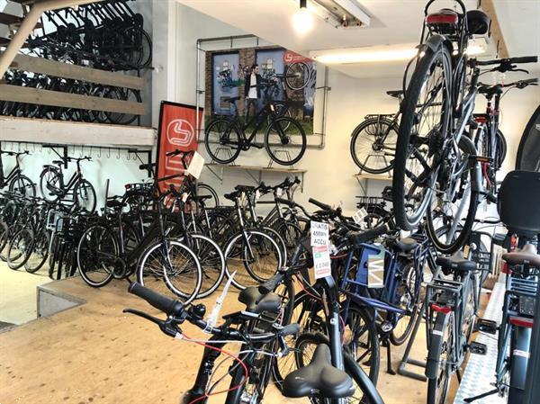 Grote foto opruiming bij sensa bikes dealer wheels nijmegen fietsen en brommers damesfietsen