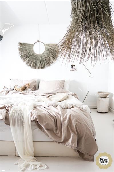 Grote foto alang hanglamp natural 90 cm huis en inrichting overige