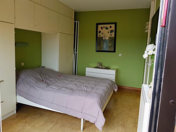 Grote foto appartement op de zeedijk westende 6 pers vakantie belgi